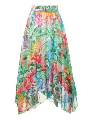Semi-transparent beach skirt, FÉRAUD