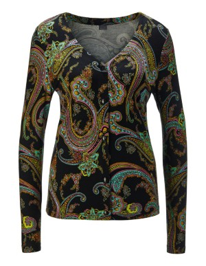 Long-sleeved jacket