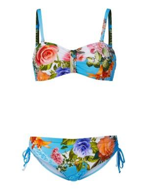Bandeau-style bikini, FÜRSTENBERG