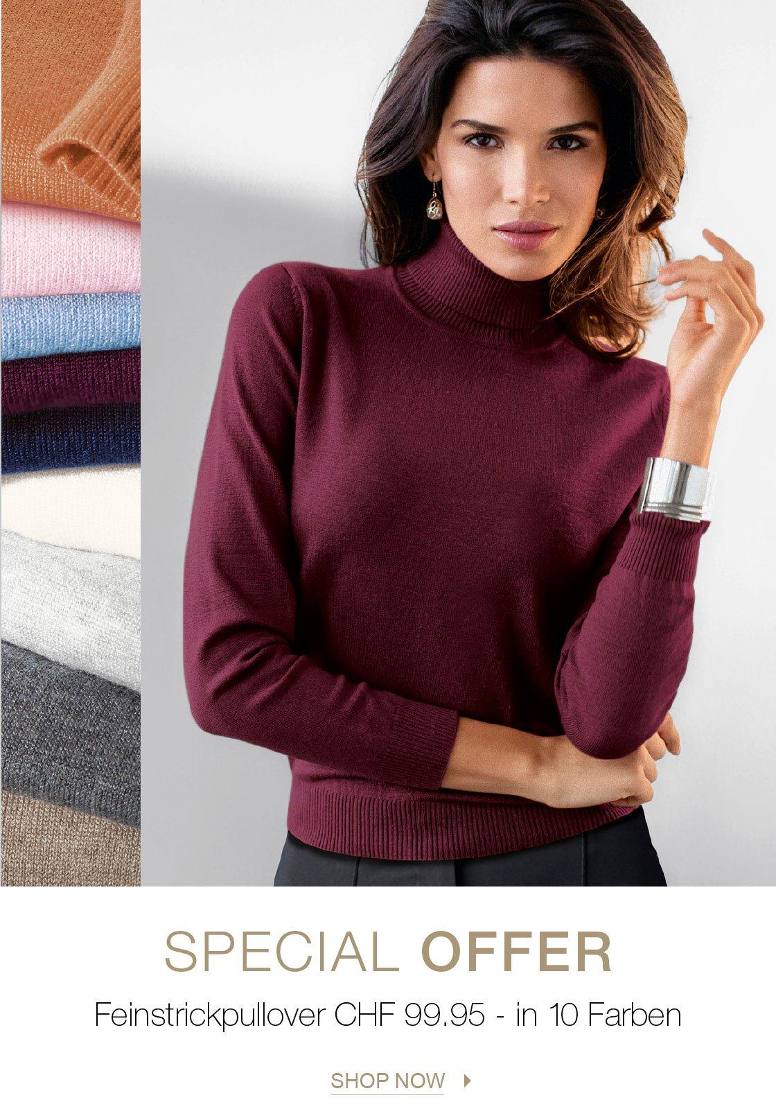 Pullover für CHF 99.95