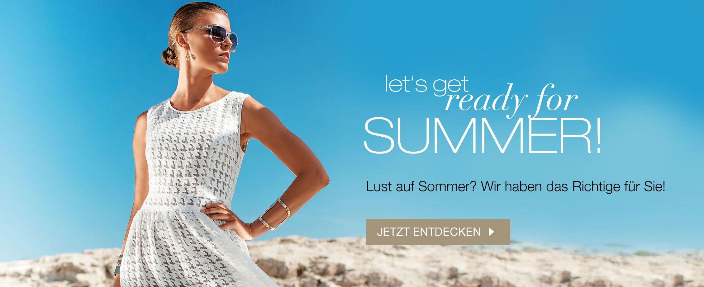 Sommerliche Outfits
