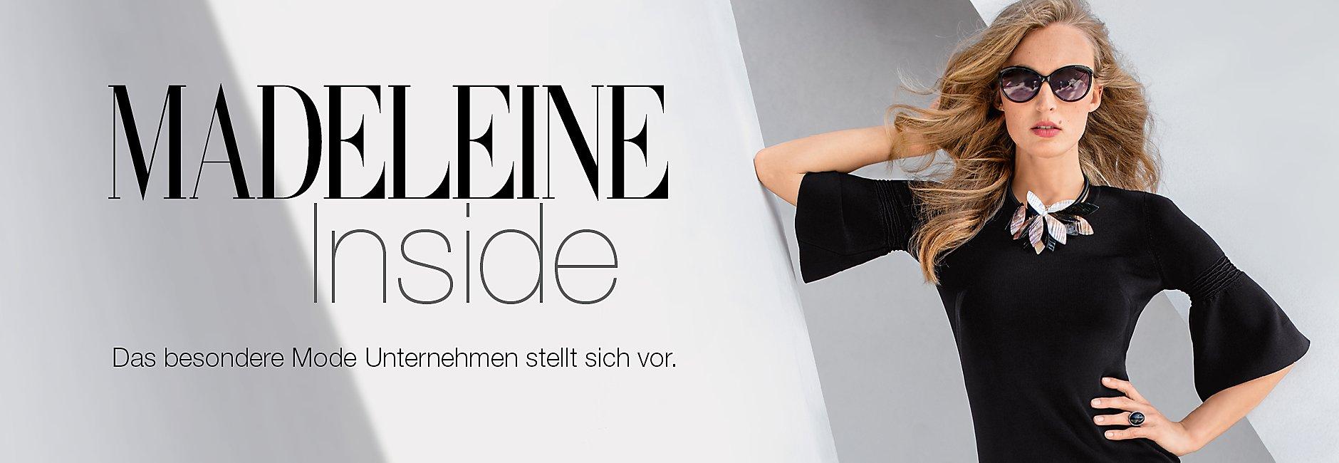 MADELEINE - Das besondere Mode Unternehmen stellt sich vor