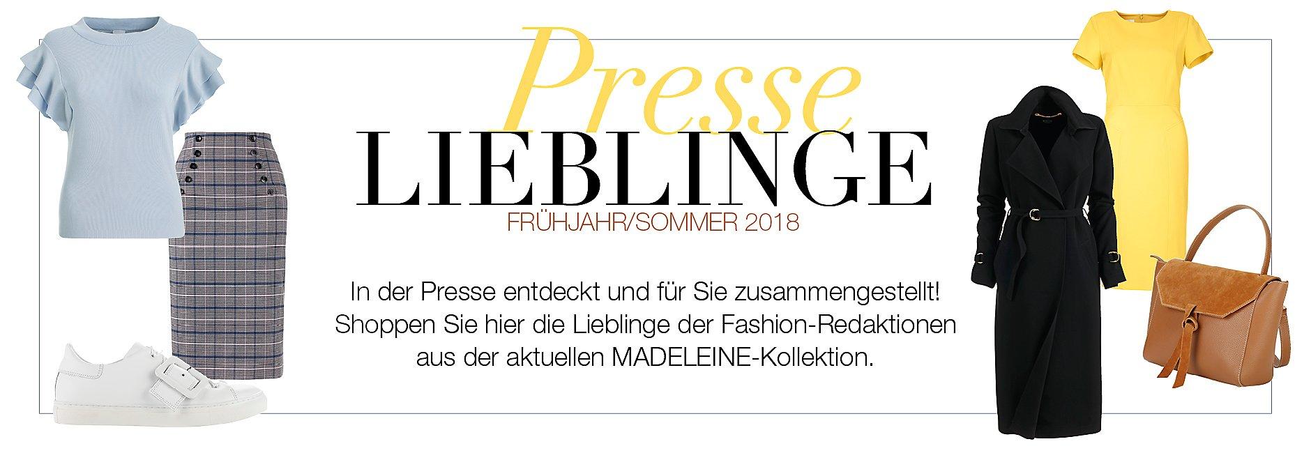 Presse Lieblinge