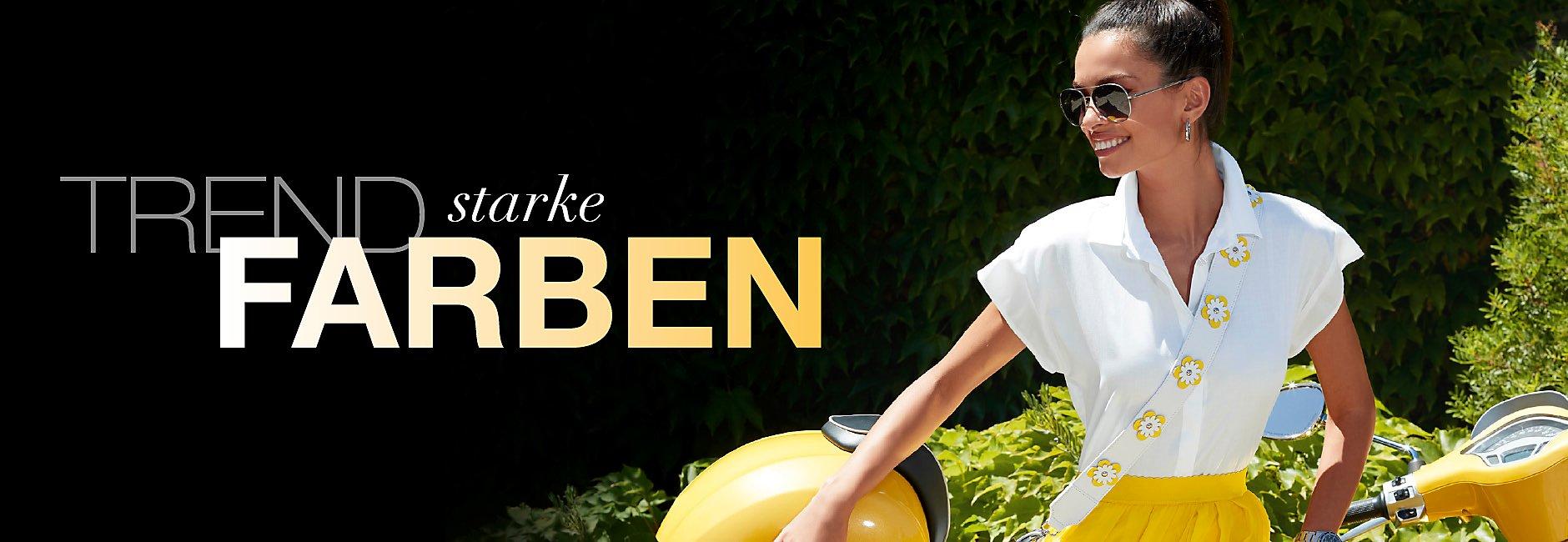 Trends 2018 - Power Farben