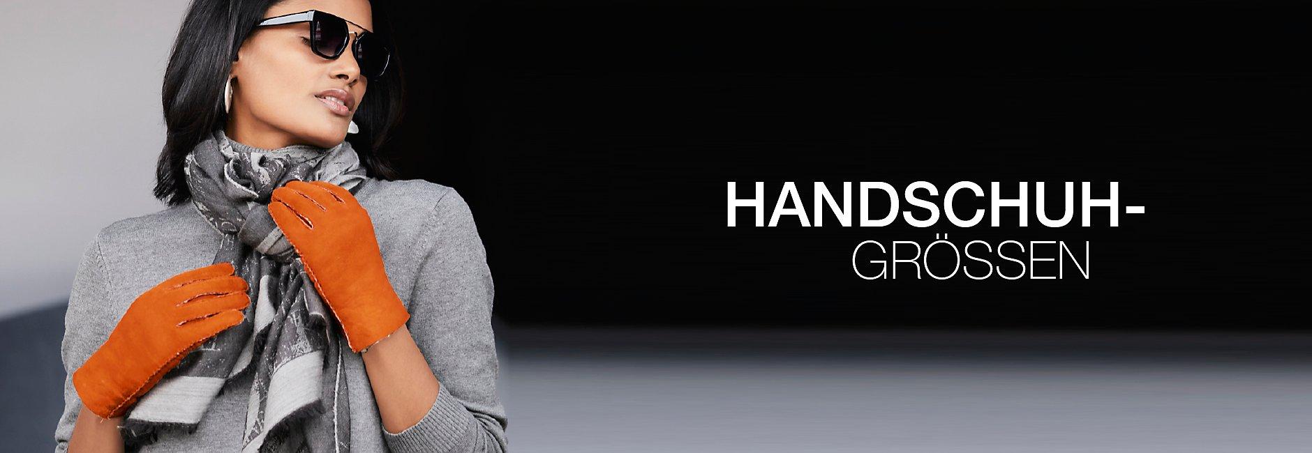 Handschuhgroessen