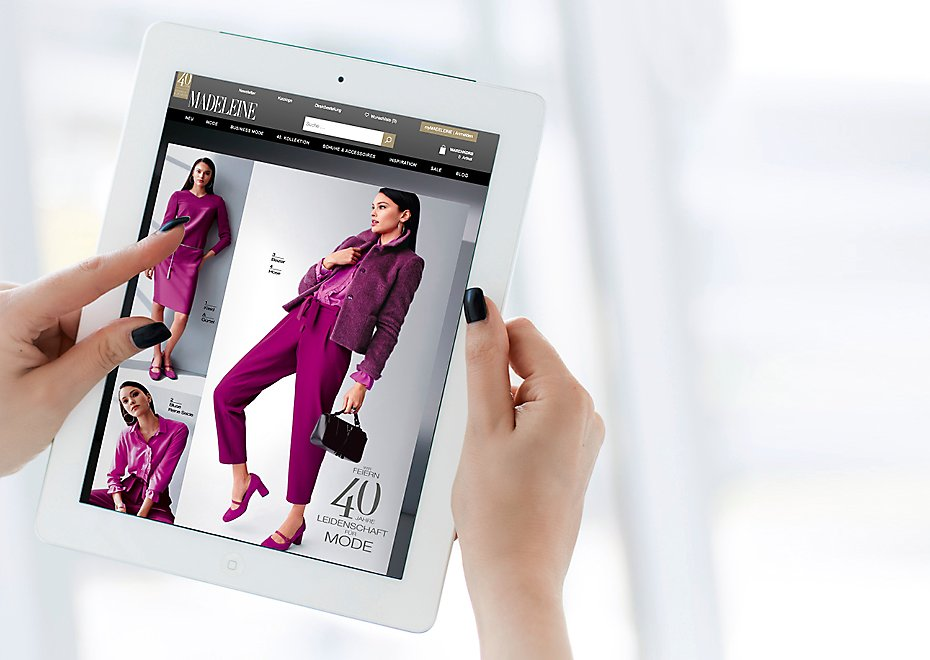 Trends Und Neuheiten Im Katalog Entdecken Madeleine Mode