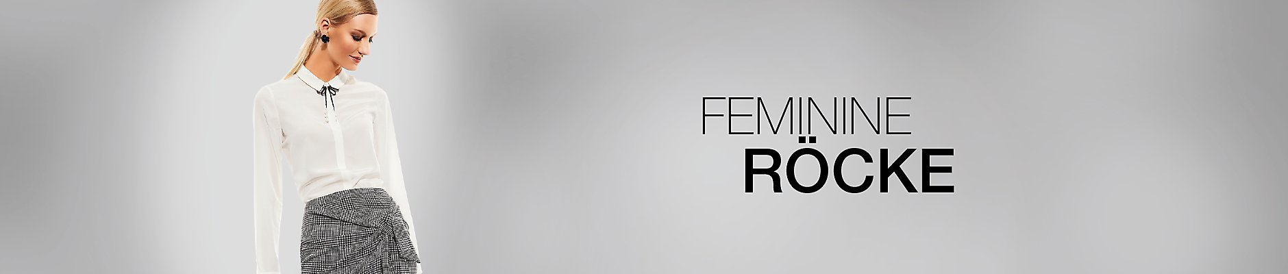 Feminine Röcke