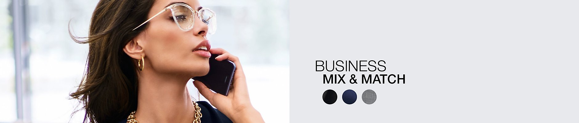 Mix & Match Business Collection