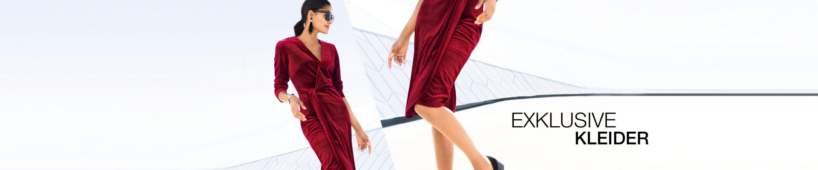 low priced e4cc1 3c105 Elegante Kleider für stilvolle Auftritte bestellen ...