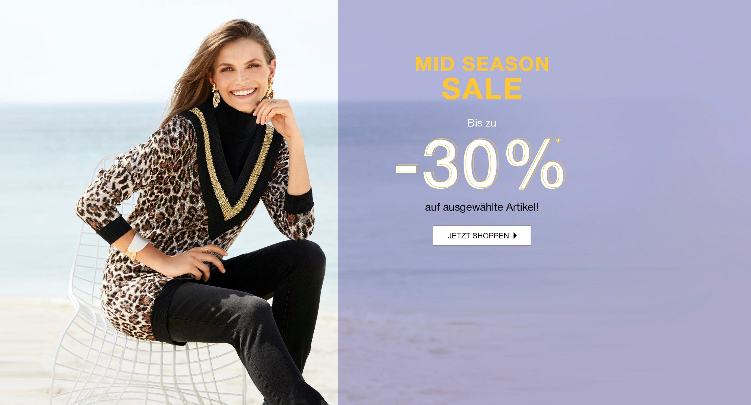 Damenmode jetzt online bestellen | MADELEINE Mode
