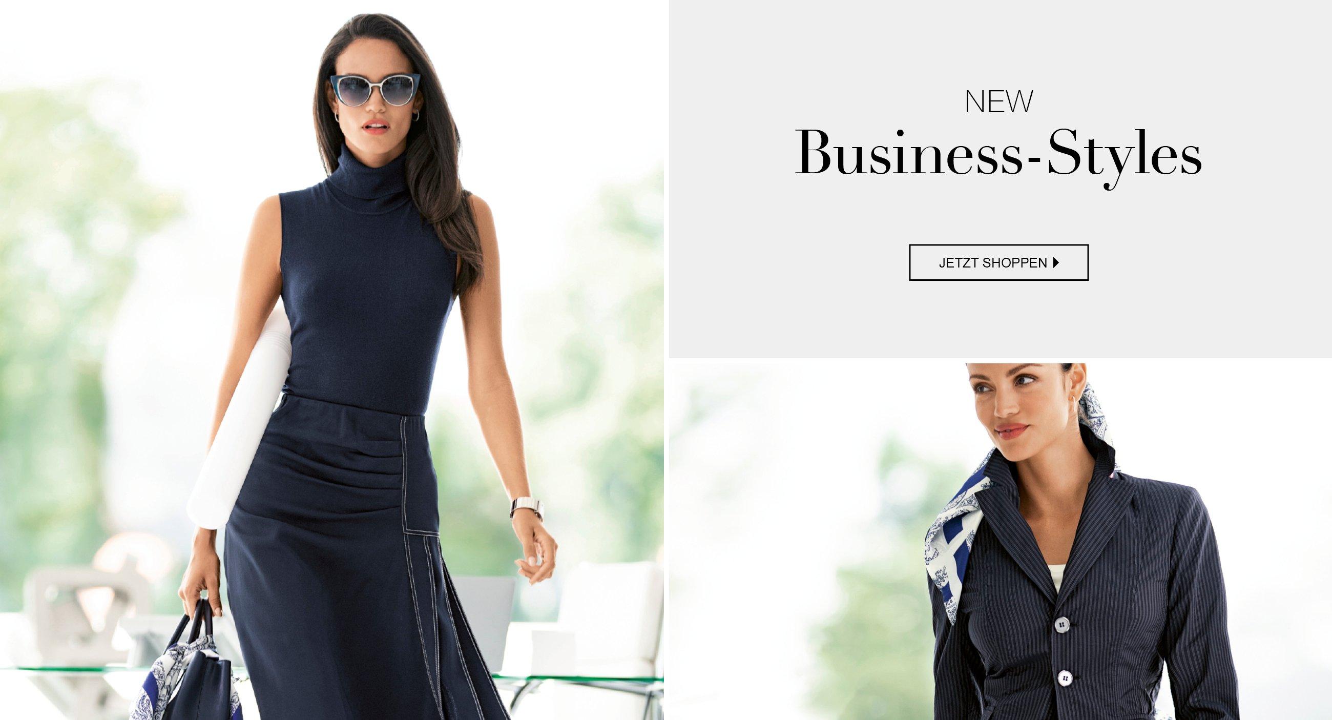 Farbenfrohe Mode für Senioren & ältere Damen bequem online