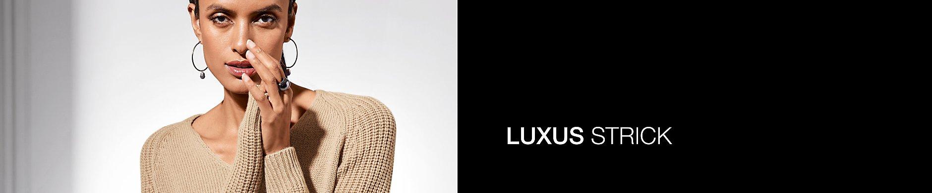 LUXUS STRICK