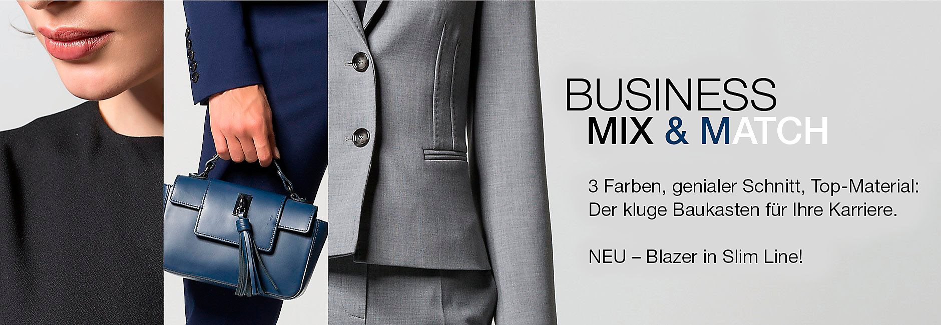 Business Mix & Match