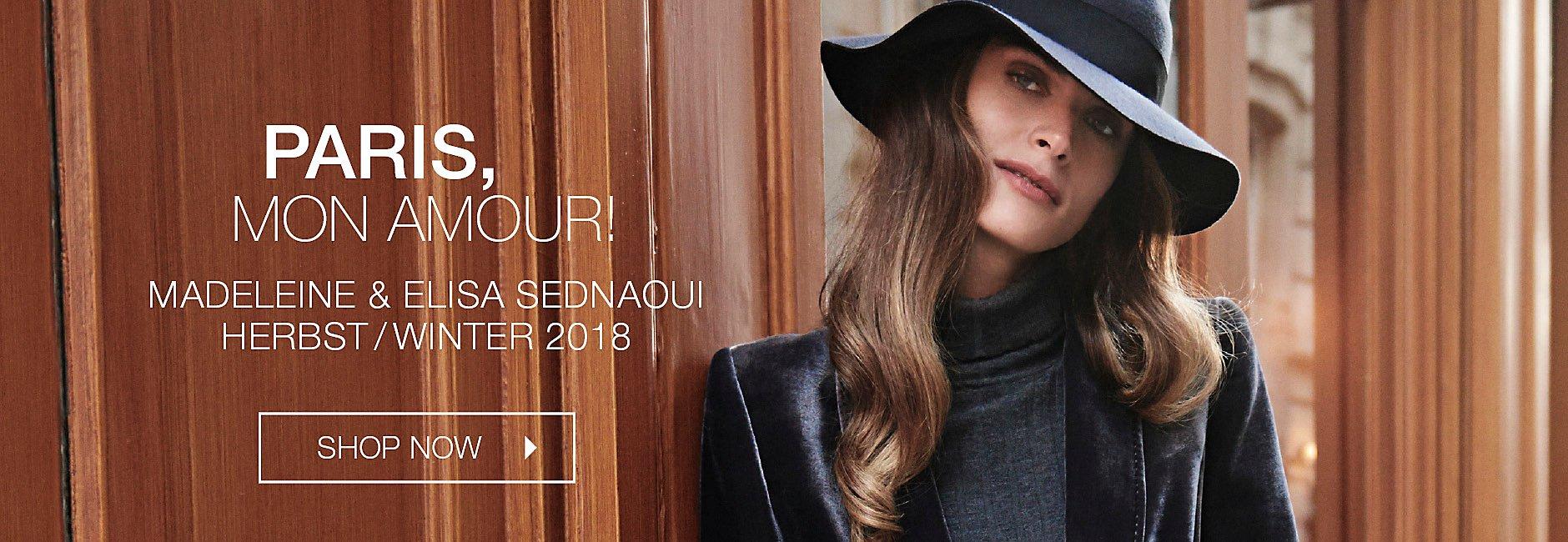 Entdecken Sie den Pariser Modestil