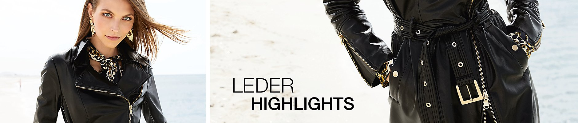 Leder Highlights