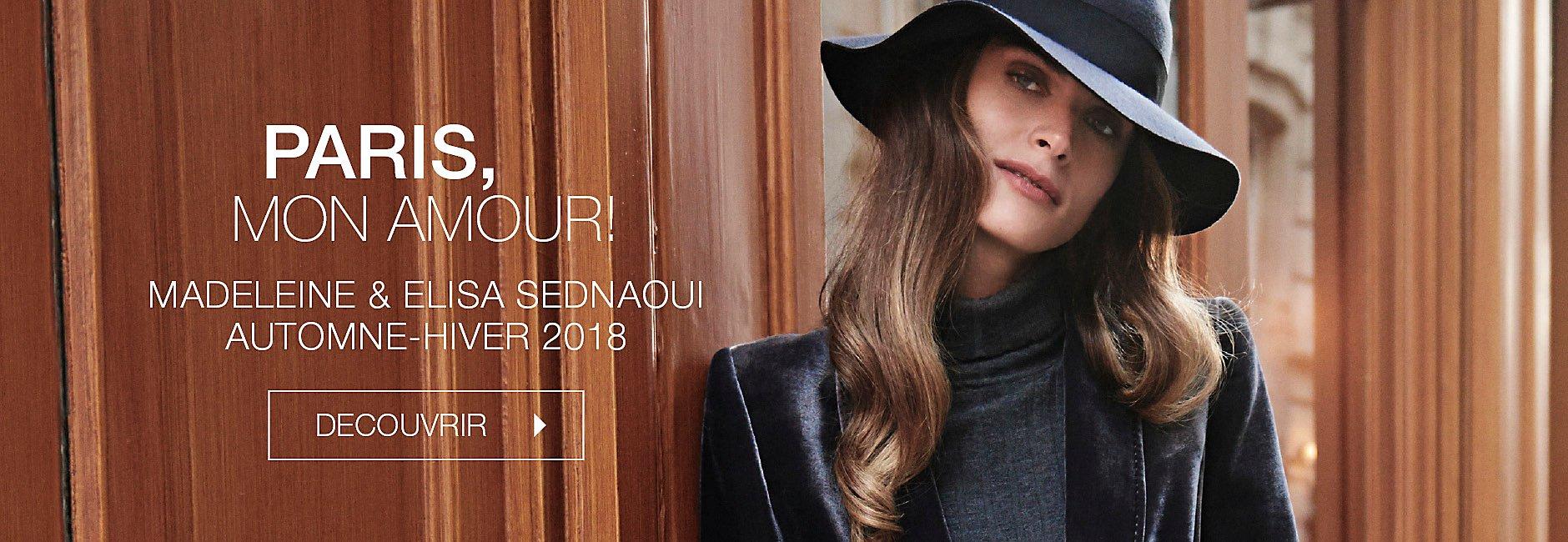 Découvrez le style parisien